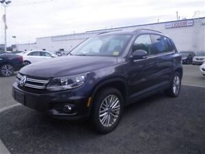 2016 Volkswagen Tiguan SE | Backup CAM | Bluetooth | Heated Seat