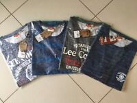 Various Genuine Lee Cooper T-Shirts Brand New Extra Large