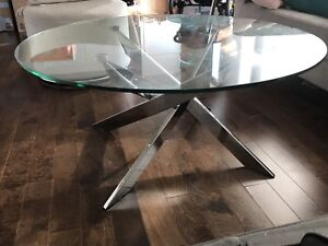 New Center table