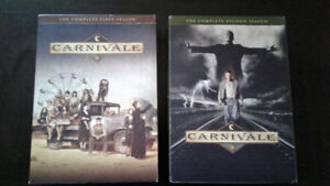 Complete DVD Seasons One & Two Of Carnivale