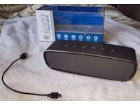 Jam Heavy Metal Portable Bluetooth Speaker - Excellent condition