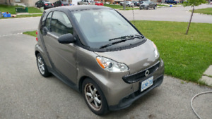 2013 Smart For Two Passion