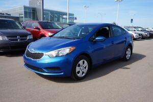 2014 Kia Forte LX Accident Free,  A/C,