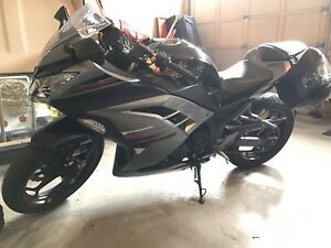 2013 Kawasaki Ninja SE with ABS