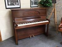 Traditional Cremona Upright Overstrung Piano - DELIVERY AVAILABLE