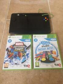 Xbox 360 controller drawing pad marvel. You can draw bundle