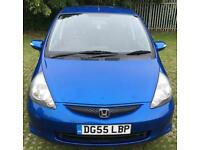 2005 Honda Jazz 1.4i-DSI SE Cheap road tax One keepers MOT 18/08/2018