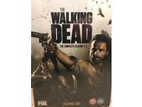 THE WALKING DEAD BOXSET SEASONS 1-4