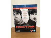 OASIS-SUPERSONIC, UNOPENED BLU RAY
