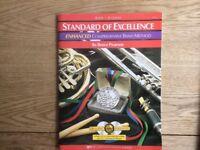 Standard of Excellence Bbok 1 Clarinet