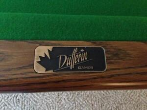 Dufferin Pool Table - Excellent condition