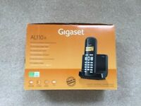 Gigaset Cordless Phone with Built-In Answering Machine