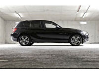 BMW 1 Series 2.0 118d 5dr full service history ONLY 1 OWNER