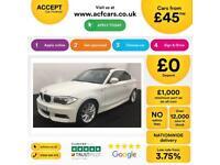 BMW 123 M Sport FROM £46 PER WEEK!