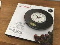 Terraillon Clock Scale