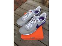 Nike retro trainers