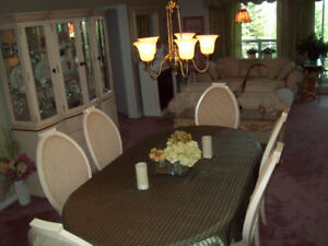 Upscale 1 bedroom fully furnished apartment in quiet adult bldg