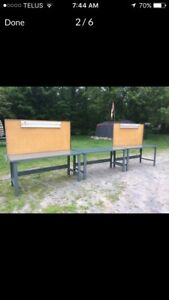 Work / Craft / Assembly Benches