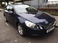 Quick Sale Volvo V60 D4 2.0 Diesel 1 Owner from New Full Service History