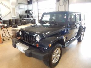 2013 Jeep Wrangler Unlimited Sahara It's a Jeep thing!