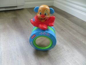 Rolling Toy (Dog)