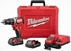 MILWAUKEE 2702-20 18V 3 in 1 DRILL
