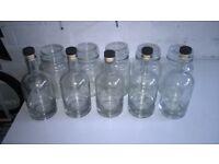 Airtight Bottles and Jars (10)