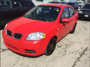 2007 Pontiac Wave *AC* *Clean Title* *Safetied*