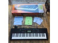 Casio Electronic Keyboard CTK-2300 (Basically New)