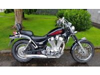 Suzuki Intruder 1400, Low mileage, may take a px