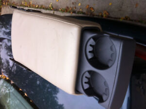 Volvo 850 S70 V70 Rear Armrest with Cupholders - Mint, Rare...
