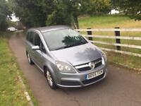2005 Vauxhall/Opel Zafira 1.9CDTi - 7 Seater + DIESEL -
