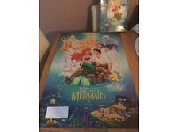Little Mermaid Movie Puzzle