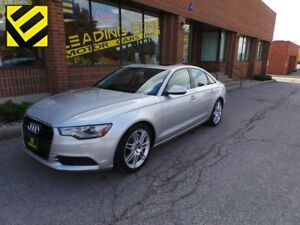 2013 Audi A6 3.0T Premium 3.0T SUPERCHARGED,  NAV, PUSH BUTTON