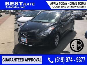HYUNDAI ELANTRA - APPROVED IN 30 MINUTES! - ANY CREDIT LOANS