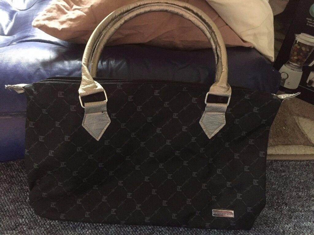 Black Ted Lapidus Handbag