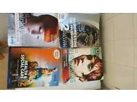 HairDressing books and cds. Health and social care book £20 ono