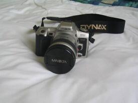 Minolta Dynax 505i Super 35mm Camera