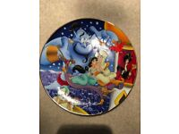 3 x Walt Disney Collectable Plates by Kenley