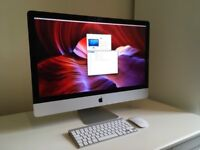 "iMac 27"" i7 turboboost 4.0ghz 24gb 4096MB Nvidia"