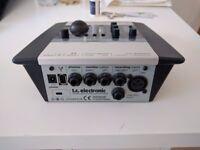 TC Electronic Desktop Konnect 6 Audio Interface