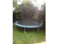 10ft trampoline. Buyer collects and dismantles