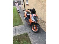 Brilliant 125cc Moped. Starts first time everytime!
