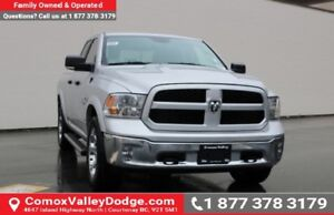 2016 RAM 1500 SLT LOCAL VEHICLE, BACK UP CAMERA, TOW PACKAGE,...