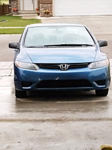 Honda civic 2007 coupe