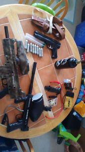 Paintball set for sale.