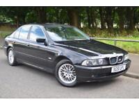 2001 BMW 5 SERIES 530I SE SALOON PETROL