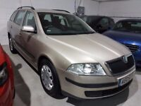 Skoda Octavia 2.0 FSI Ambiente 5dr Clean Example,Cambelt Changed Recently