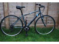 Apollo hybrid bike (not mountain bike)