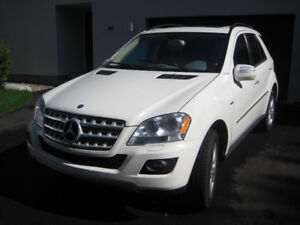 2010 Mercedes-Benz M-Class ML 350 BlueTEC VUS